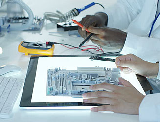 electronics precision bg 2