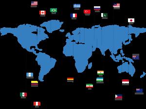 ld world map